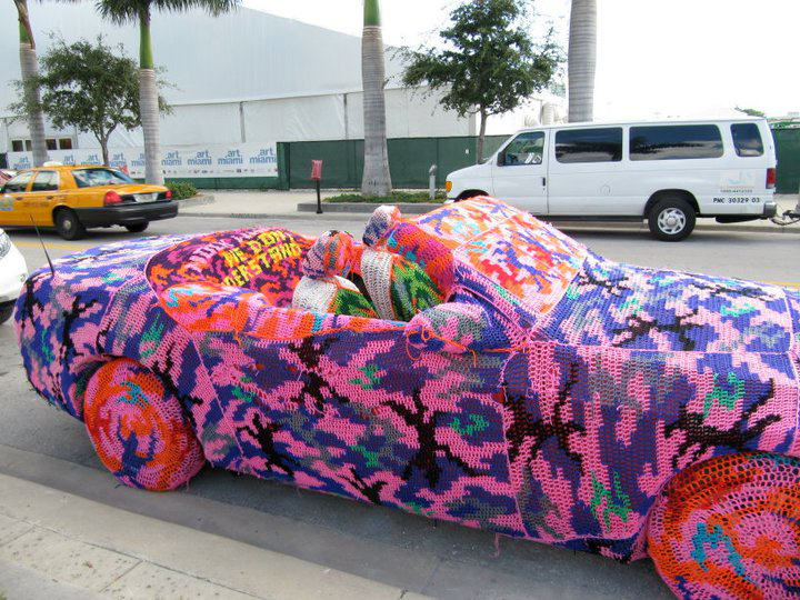GUERRILLA ART MIAMI