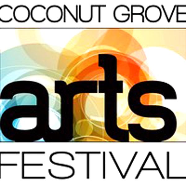 coconut grove arts festival logo 2012