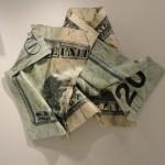 20 DOLLAR BILL ART ART WALK WYNWOOD