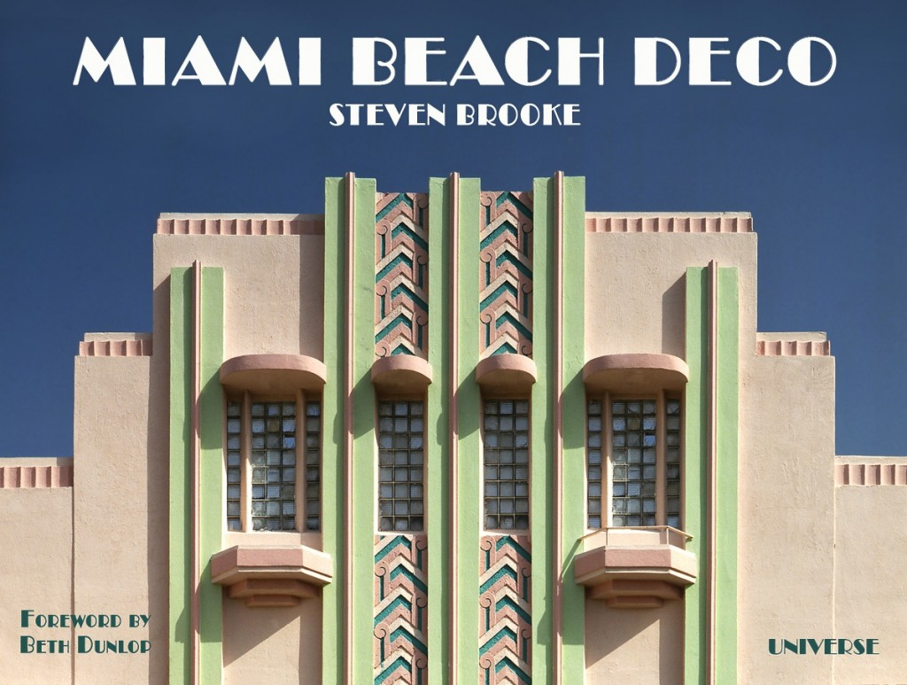miami beach art deco book