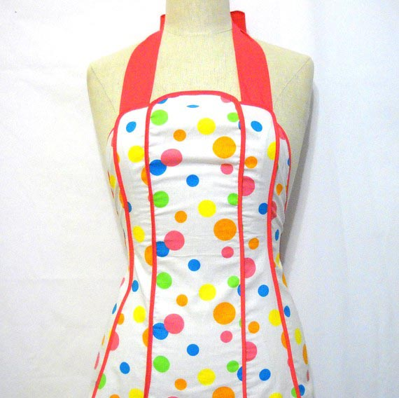 cute miami aprons