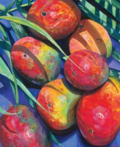 mangos at the coconut grove arts festival