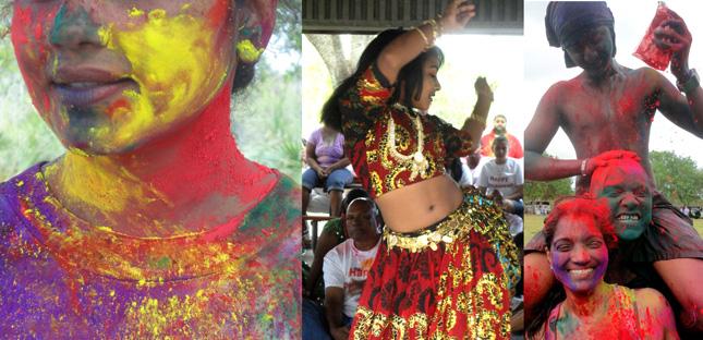 holi phagwah festival miami