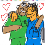 bromance draw something