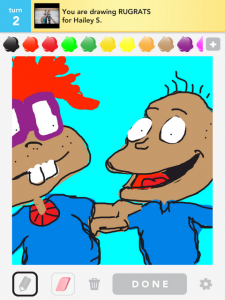 Draw Something Rugrats