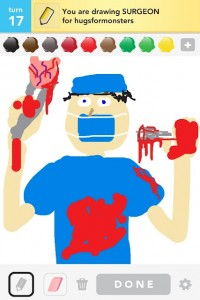 Draw Something Surgeon