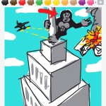 Draw Something : ape by Bryan Davis