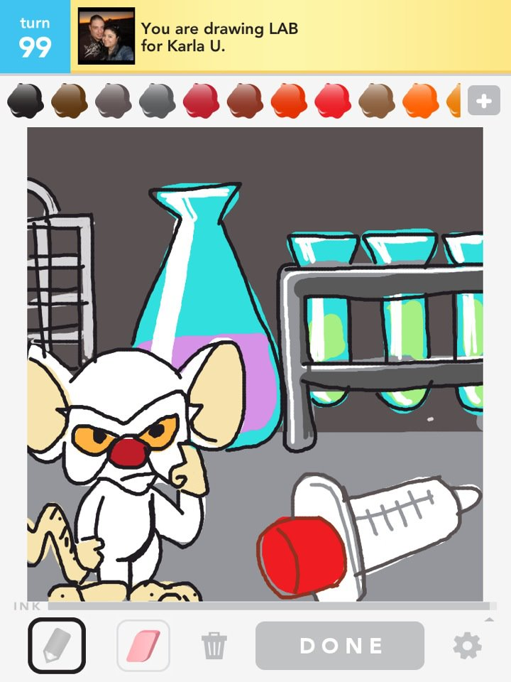 Draw Something: lab