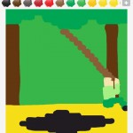 draw something pit fall