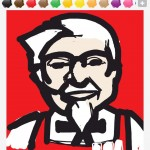 Draw Something: kfc