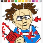 Draw Something: leather