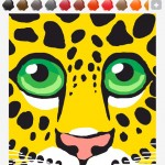 Draw Something: leopard