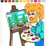Draw Something: pinetree