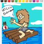 Draw Something: tomhanks