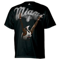 miami heat t-shirt
