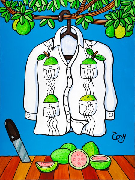 what is a guayabera shirt