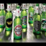 new beck beer bottles