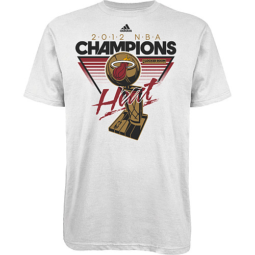 Official Miami Heat Championship T-Shirt