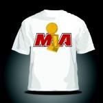 miami heat championship t-shirt 2012