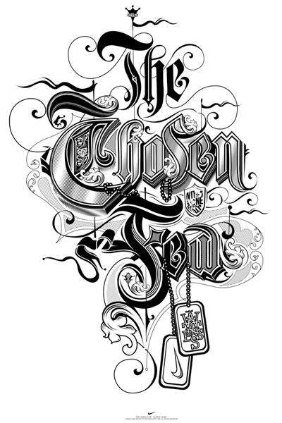 lenron james art chosen few