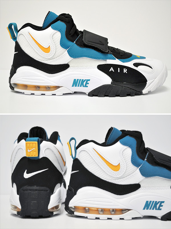 """finest selection 42b3e 81990 The """"Dolphins"""" inspired Nike Air Max Speed Turf Sneakers"""