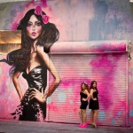 female art mural in wynwood