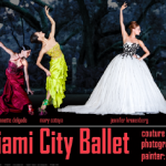 miami ballet silent auction and leonor anthony