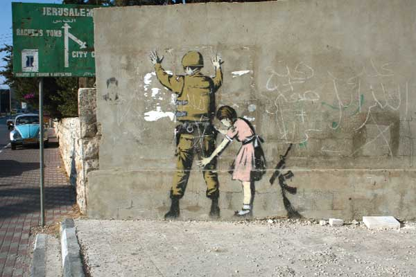 banksy in miami