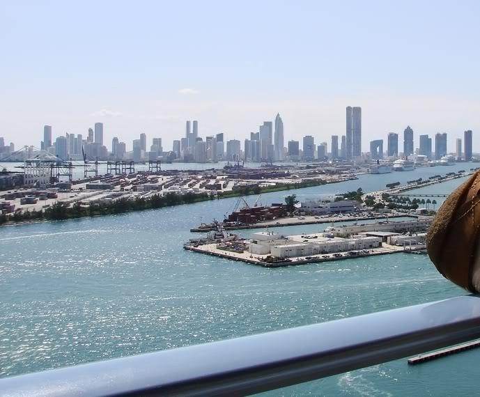 miami skyline 2015
