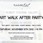 art walk after party