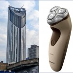 razor building in london