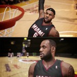 lebron virtual