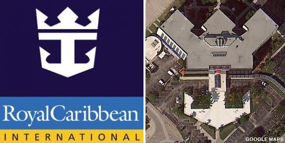 3d royal caribbean logo