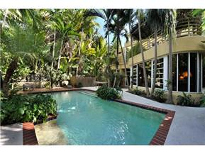 ARTISTIC HOME FOR SALE MIAMI