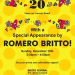 romero britto event miami