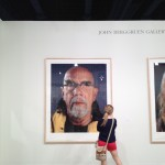 chuck close art basel
