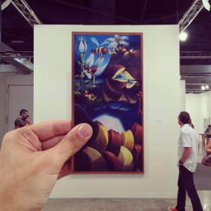 my art at basel