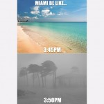 miami weather art basel 2013