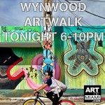 art walk miami 1/11/14