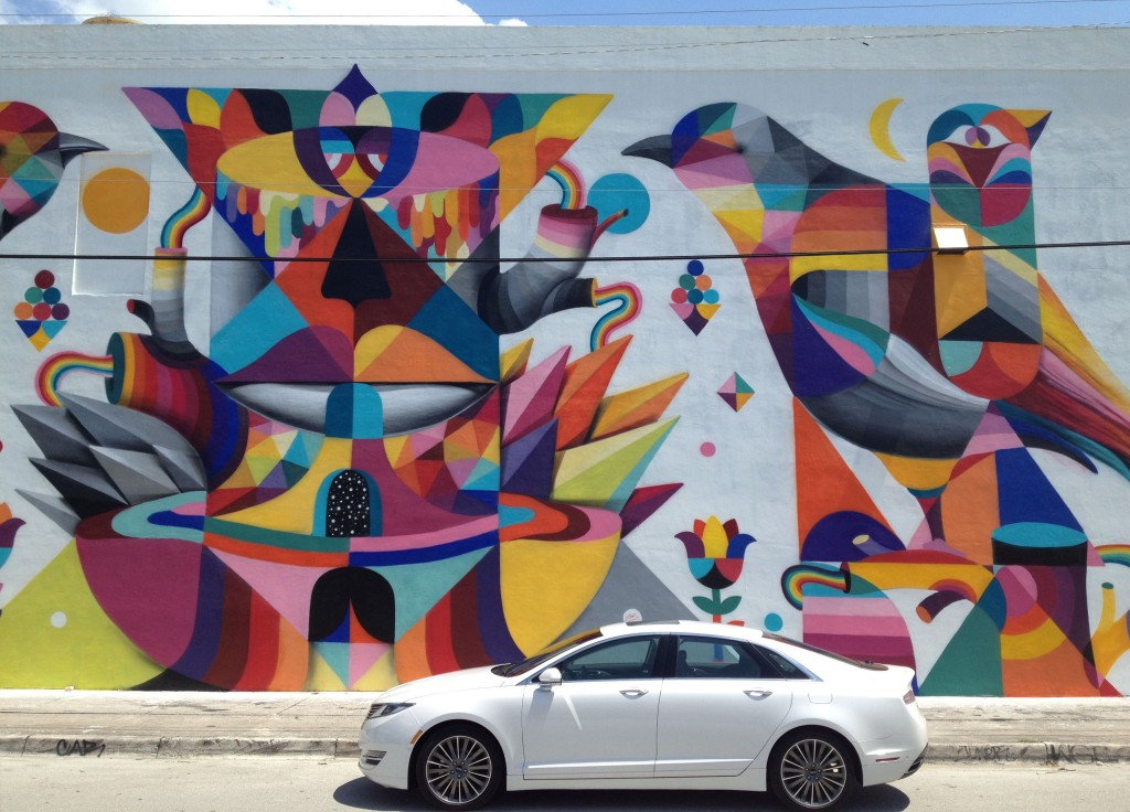 Wynwood Mural by Okudart picture by Harold Rosario