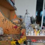 artist easel miami