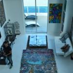 waterfront view artist studio