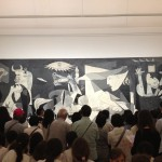 Picassos's Guernica  picture by Harold Rosario for ArtOfMiami.com
