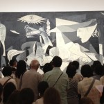 Picasso's Guernica at Reina Sofia Museum picture by Harold Rosario for ArtOfMiami.com