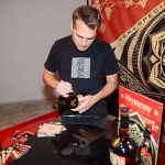 Shepard Fairey - Signing 2