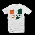 UM wu tang shirt