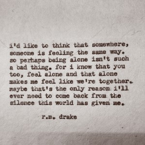 instagram poetry by rm drake