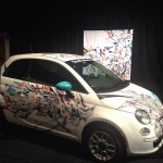 Krave Art's creation over a 2015 FIAT