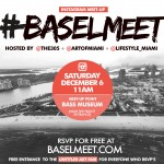 Basel Meet miami