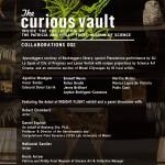 Curious Vault Invite